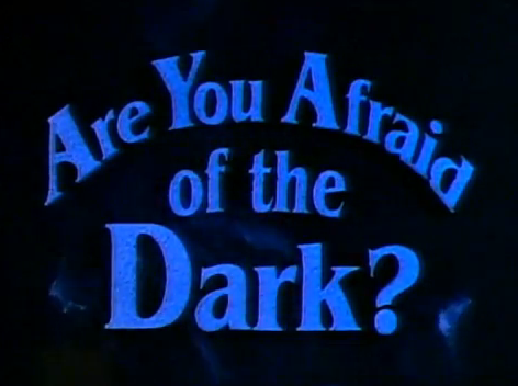 Are You Afraid of the Dark 90's Iconic Horror Anthology TV Series starring teenagers sharing horror stories