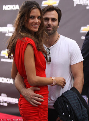 Alessandra Ambrosio Husband