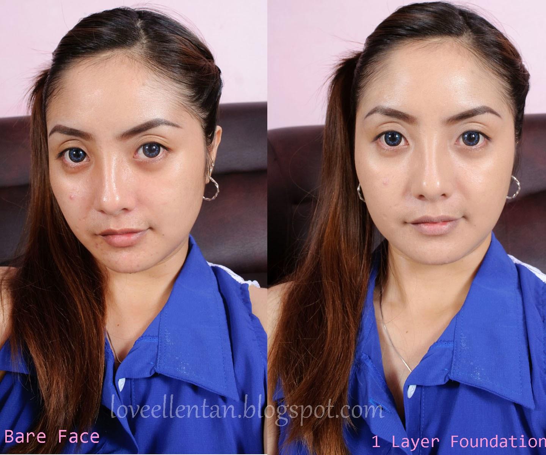 Ini wajah aku tanpa makeup.. hahaha malu juga.. Keluar beberapa ...