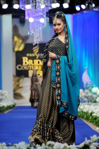 Shaiyanne Malik Collection At Pantene Bridal Couture Week 2011 Day 2 Style 360 Organized