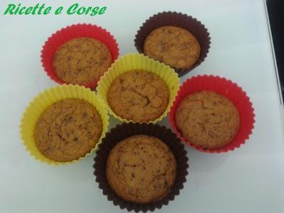 Muffin Limone e Cannella