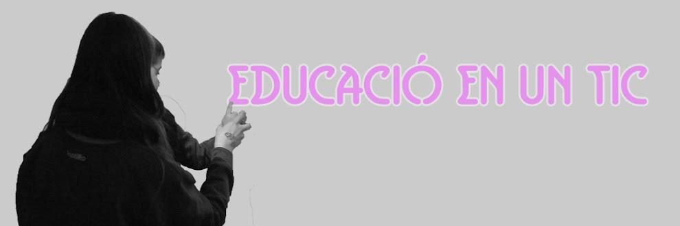 Educació en un TIC
