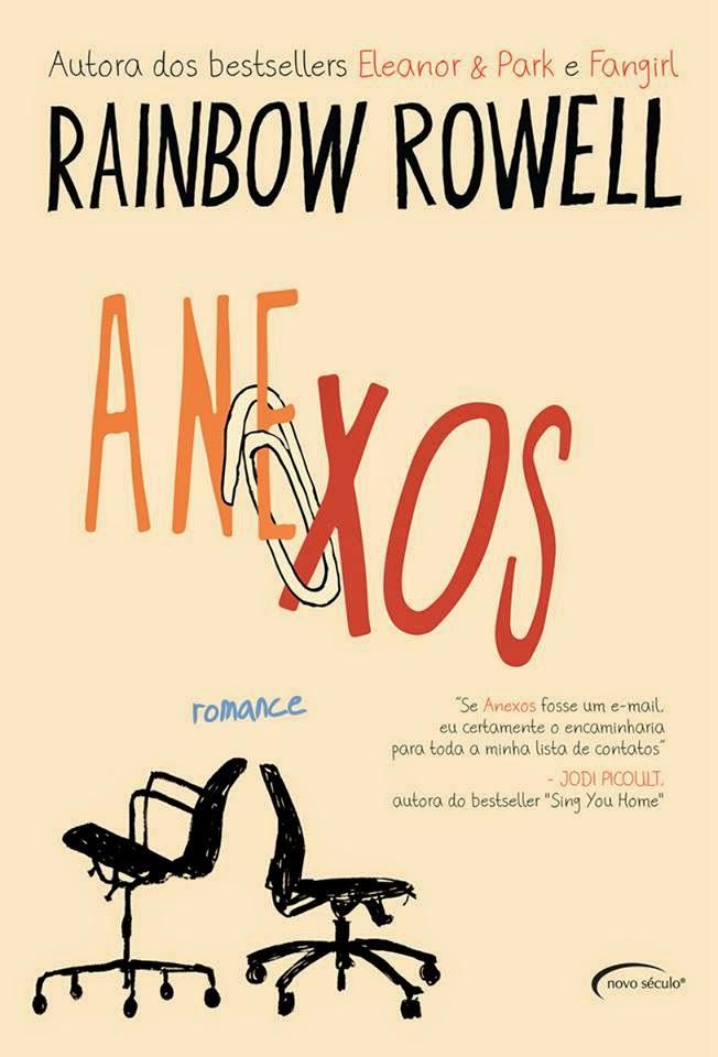 [Resenha] Anexos - Rainbow Rowell