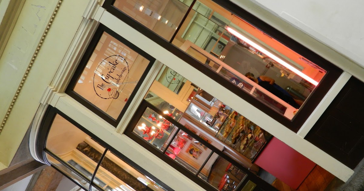 olivepot: cupcake bakehouse / Lorraine Pascale