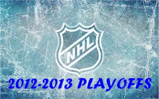 HOCKEY HIELO-Playoffs NHL 2013