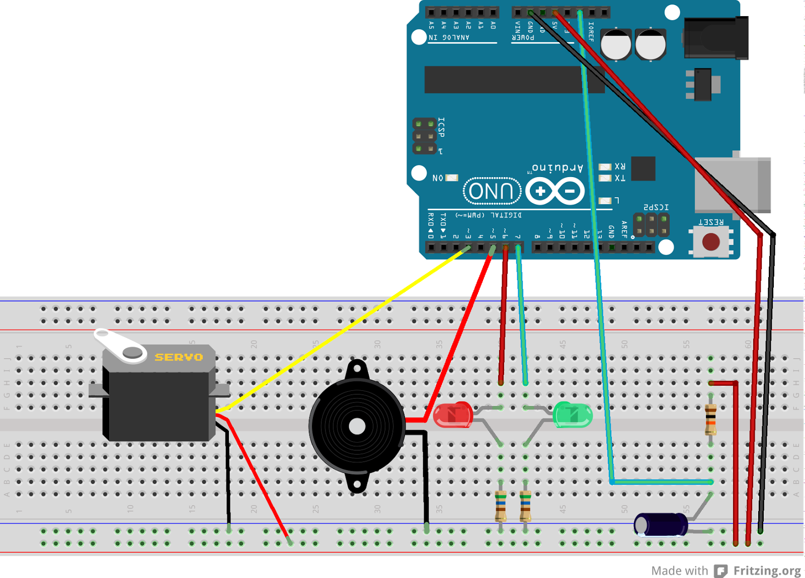 Arduino and Raspberry Pi Serial Communication