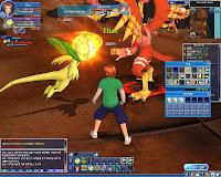 Digimon Masters Online обзор игры