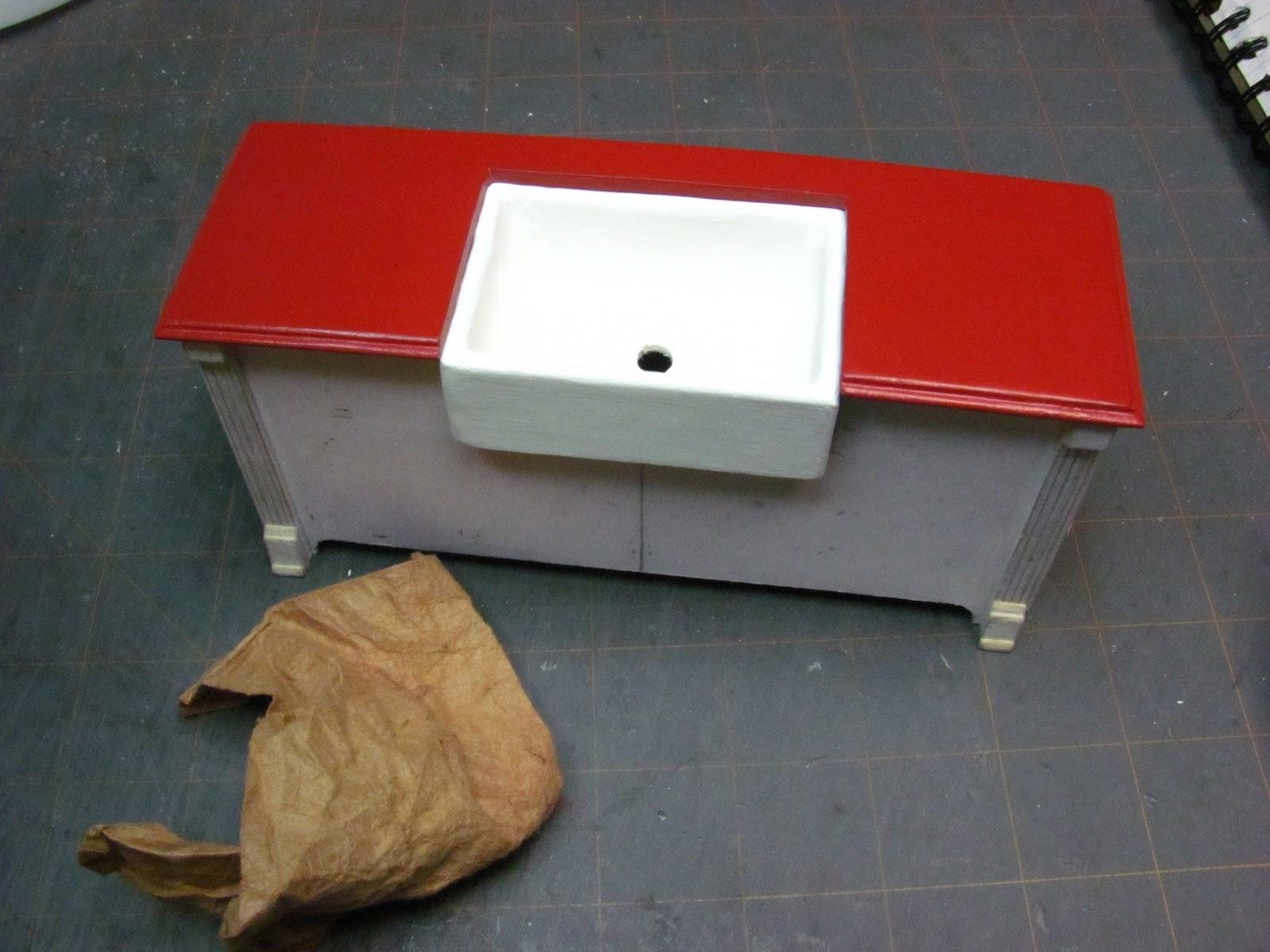 Kitchen Sink CabiMat