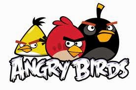 Angry Birds visual style