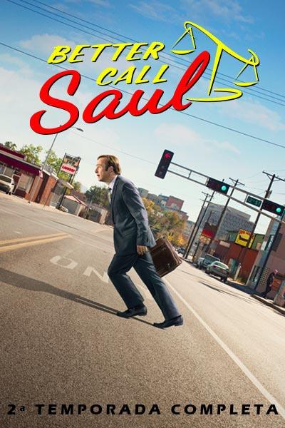 Better Call Saul 2ª Temporada Torrent - WEB-DL 720p/1080p Dual Áudio