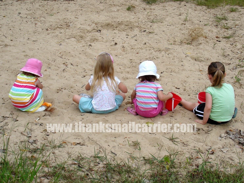 large sandbox