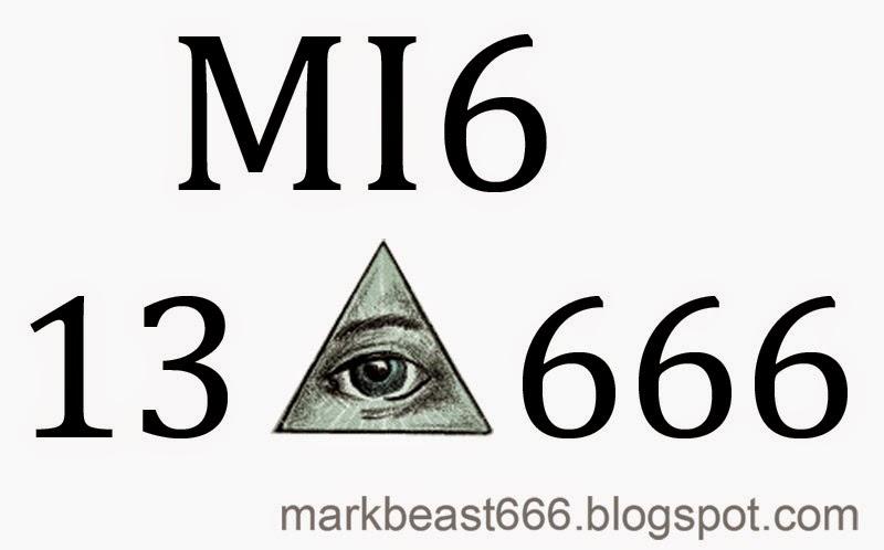 Mark Of The Beast 666 Secret Hidden Corprate Logos 666