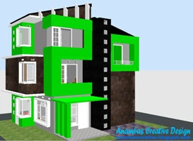 Desain Rumah Di bawah Ini Dijual