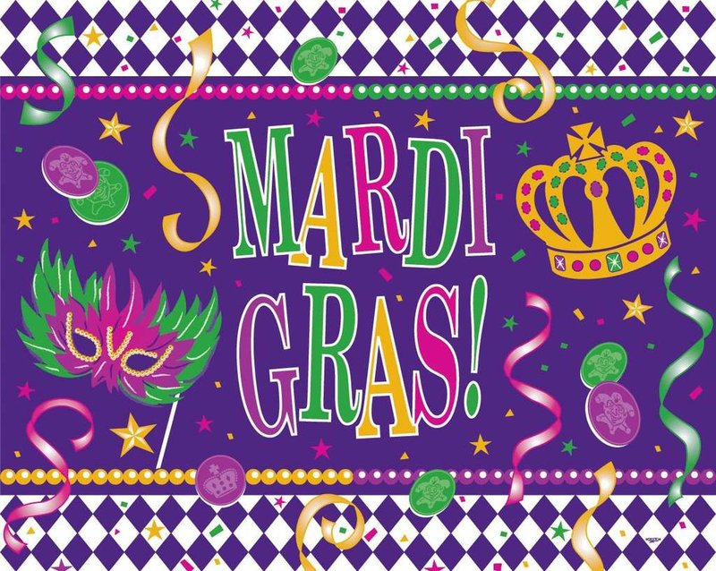 Happy Mardi GrasFeaturing a Few of My Best New Orleans-Inspired