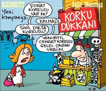 Gulen paranoia