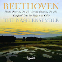 Beethoven: Piano Quartet & String Quintet