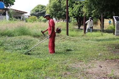 Culminaron trabajos de limpieza en la UNESR