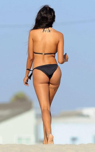 Nabilla Benattia Sexy Bikini Pictures