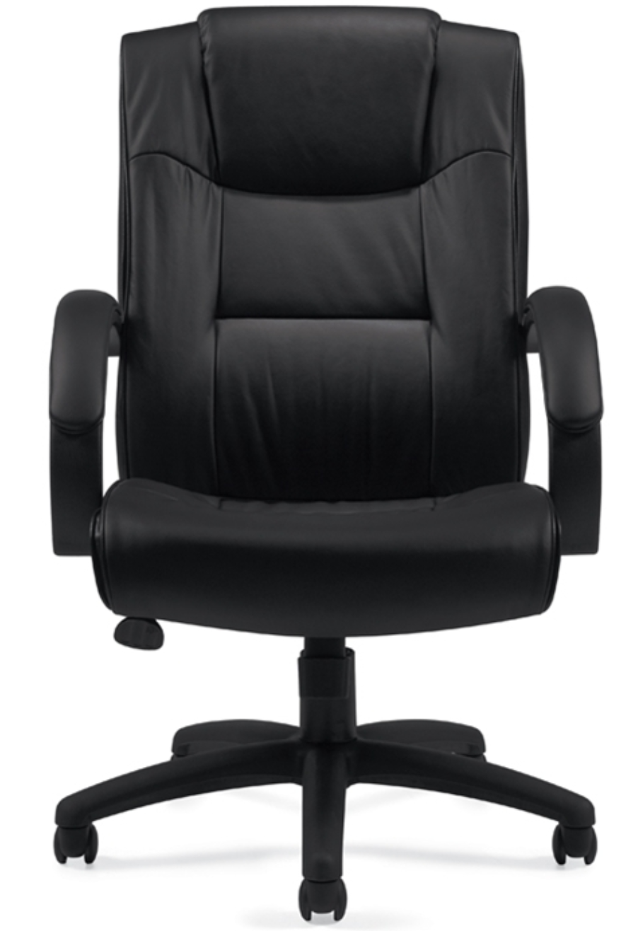 Leather Chair by Offices To Go