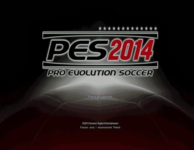 Download Tampilan PES 2014 untuk PES 6