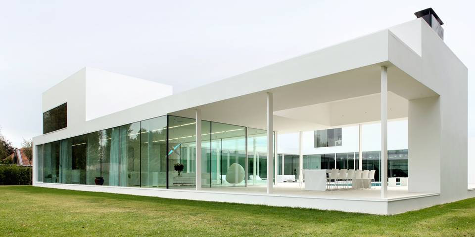 Ultra Modern Architecture In Belgium Modern Design By Moderndesign Org