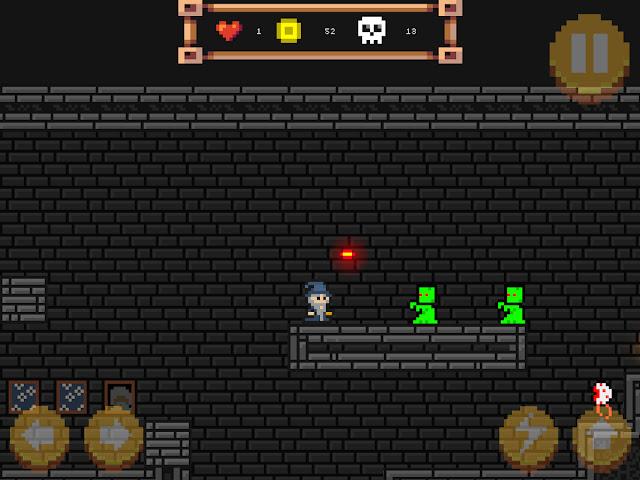 Pixel Wizard: 2D Platform RPG v29 Apk Mod [Dinero]