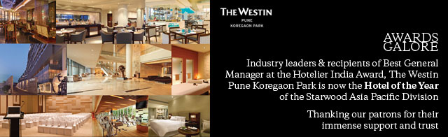 The Westin Pune Koregaon Park Blog
