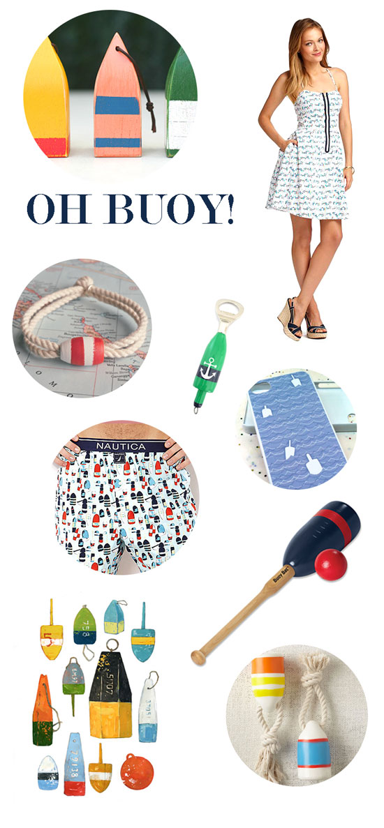 buoy products