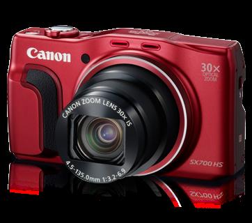Kamera Digital Canon Powershot SX700 HS