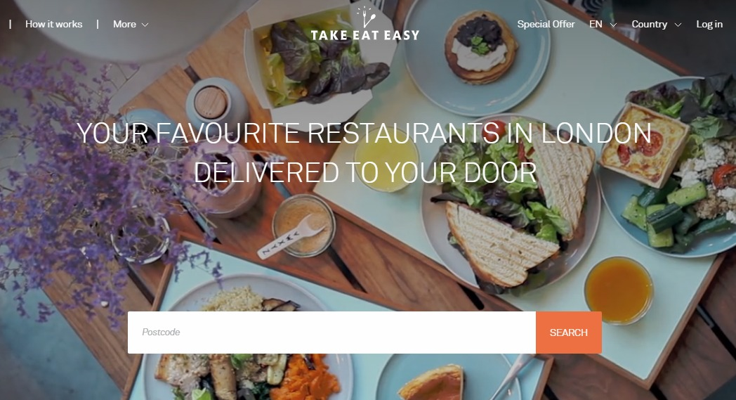 Take eat easy food delivery service ivy eats again take eat easy food delivery service forumfinder Gallery