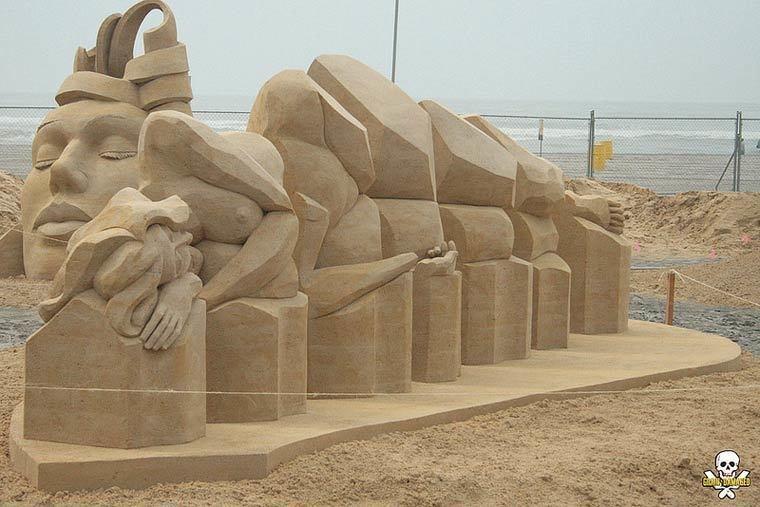 Sand Castle Long Island