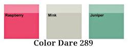 Color Dare #289 Closes Thur May 3rd