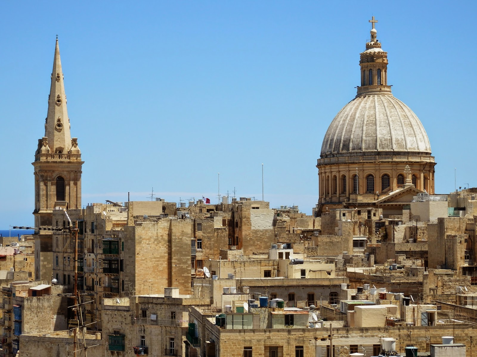 Valletta Capital of Malta