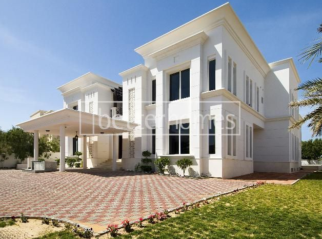 Mansions more mansion in dubai w floor plans House plans for mansions