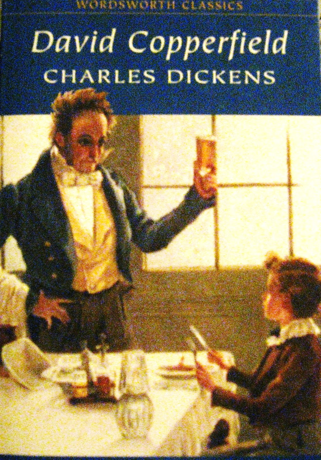scribere est agere six books on my bedside table or books i am charles dickens david copperfield