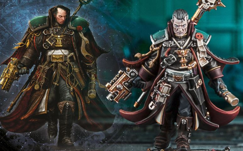 Inquisitor Eisenhorn Rules!