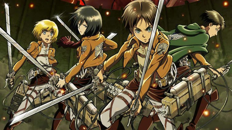 Shingeki no Kyojin OVA Episode 2 Subtitle Indonesia