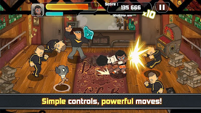 Combo Crew - screenshot for android