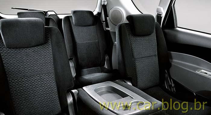 Nova Jac J6 - interior