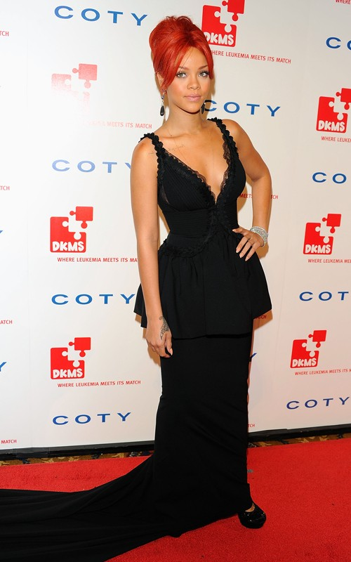Rihanna, Eva, Leighton And MORE Attend The DKMS' 4th Annual Gala!