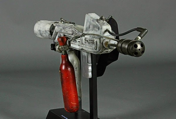 Ripley's flamethrower Alien film prop