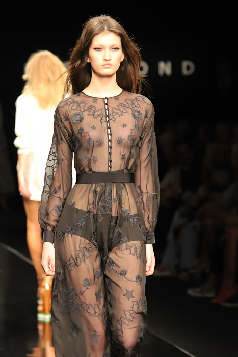 John Richmond  Milan Fashion Week Spring/Summer 2015 Women's Collection
