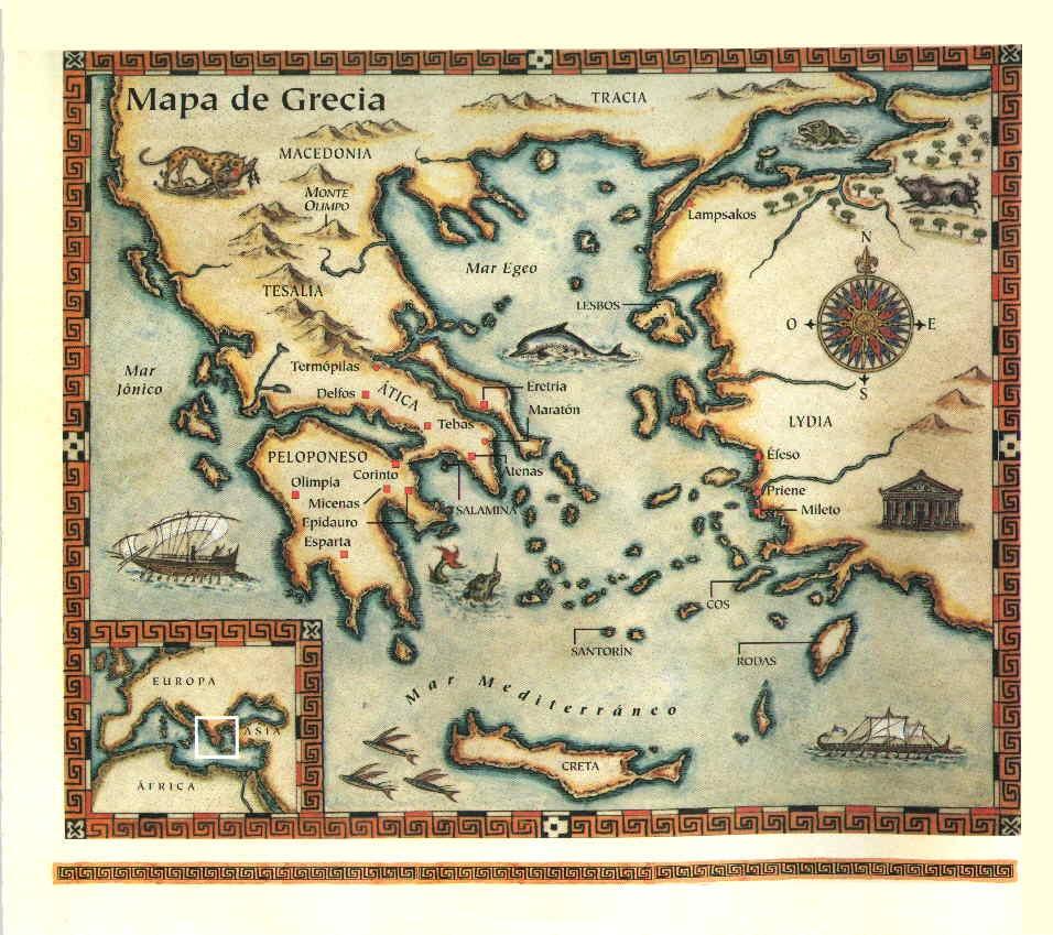 Grecia historia de la antigua grecia for Erotismo d epoca