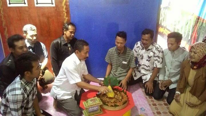 Peresmian Kantor Sekretariat KAAP Pati oleh Bupati Haryanto