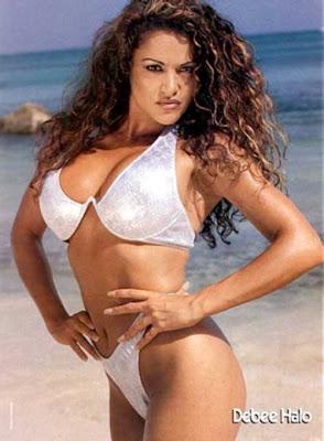 DeBee Halo-fitness beauties-beautiful fitness woman