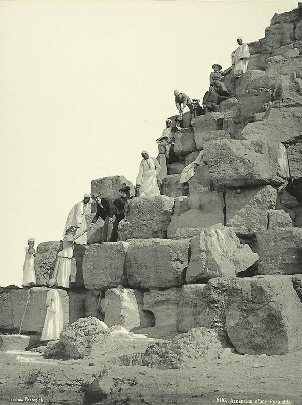 FOTO MESIR 1870 AN   BOPLO
