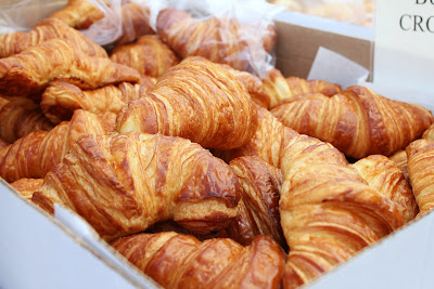 Farmer's Market Fresh-Baked Croissants