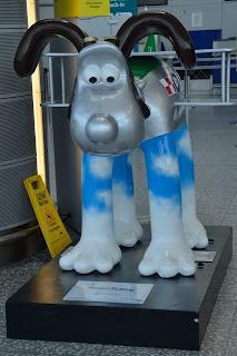 Bristol Bulldog Gromit (front view)
