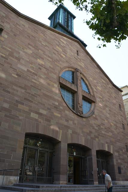 Eberhard Kirche Stuttgart