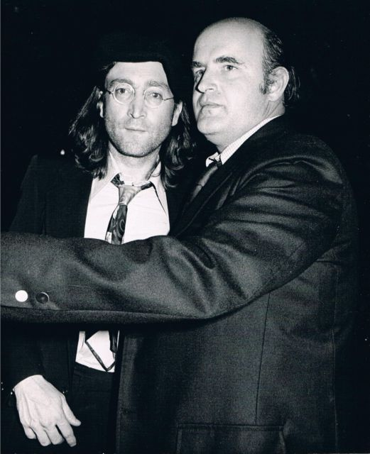 One Of Those Interesting Nuggets Trivia That Is Often Over Looked Or Forgotten Fact John Lennon Was Friends With Actor Peter Boyle